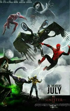 The Sinister Six (2022)